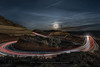 _LPG6215(SuperLunaEnero)Alcañiz (Luis Pitarque García) Tags: superluna fullmoon luna lunallena lunarlandscape paisajelunar trazas rutasmoteras alcañiz aragón teruel comarcadelbajoaragón viajes turismo vacaciones largaexposición longexposure nubes clouds estrellas stars