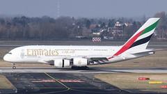 A6-EOK-1 A380 DUS 201803