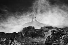 (Kévin Proust) Tags: monochrome longexposure water waterscape malta mouvement nd1000 ndfilter hoyafilter hoya