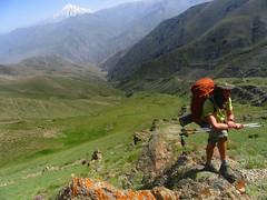 Pro & Damavand ($ALEH) Tags: damavandvolcano iran climbing