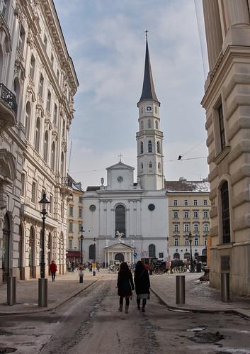 Michaelerkirche, Wien