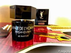 Yves Saint Laurent - La Nuit de L´Homme - Le Parfum (Laterna Magica Bavariae) Tags: yves saint laurent la nuit homme parfum produktfotografie fragrance duft parfüm eau toilette product photograph de edt edp