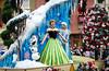 Festival of Fantasy Parade #Frozen Anna and Elsa (Mickey Views) Tags: disney parade magickingdom mainstreet disneyworld frozen anna elsa festivaloffantasy 2018 disneyphotography wdw waltdisneyworld world nikon d500 olaf