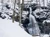 Wasserfall (madmattus) Tags: deutschland schnee berge winter 208 2018 winterlandschaft bäume kälte view wald baum holz berg landschaft wasser wasserfall felsen fluss