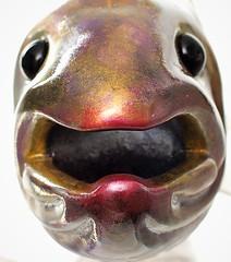 IMG_5522 (www.ilkkajukarainen.fi) Tags: suomi finland eu europa happy life visit travel traveling espoo art modern design muotoilu scandinavian museumstuff museokortti museum musèe museet emma weegee ite taide eyes teos decoy houkutus kala fish