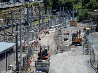 CBD & South East Light Rail - Lilyfield Maintenance Facility - Update 17 January 2018 (4)