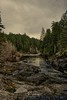 Sooke River (johnscratchley) Tags: landscape rivers forests nature winter westcoast hdr