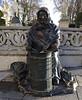 Burgos Escultura estatua de la Castañera 06 (Rafael Gomez - http://micamara.es) Tags: estatua de la castañera burgos escultura en calle moderna contemporanea metal bronce hierro arte urbano cotidiano homenaje