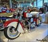 1950 Indian Chief (Photos By Vic) Tags: 1050 50 indian chief motorcycle cycle bike vintage classic barbervintagemotorsportsmuseum