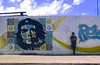 Cuba-La Habana (venturidonatella) Tags: cuba caraibi caribbean lahabana avana lavana portrait ritratto che cheguevara persone people street strada streetscene streetlife nikon nikond500 d500 colori colors emozioni rivoluzione murales blue elche graffiti streetart