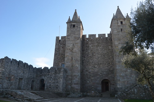 The stronghold of Santa Maria