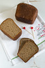 DSC_1080 (Sete della vita) Tags: bread rye sourdough homemadebread sourdoughbread flour cannabisseed flaxseed ryesourdough baking food