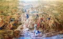 Sevilla Alcázar Wandteppich 3 (Teresa (be there...)) Tags: sevilla alcázar wandteppich spain tapestry