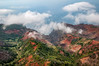 Clouds over Kauai (bfluegie) Tags: hawaii kauai napalicoast waimeacanyon helicopter d90 nikond90