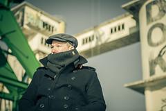 Gent - City Safari (Sebastian Petermann) Tags: gent ghent belgium belgique vlaanderen flandern hafen kran portrait interbetongent vintagestyle industrie