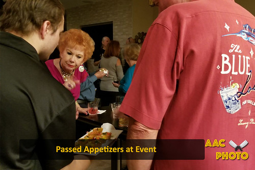 """Passed Appetizer Event • <a style=""""font-size:0.8em;"""" href=""""http://www.flickr.com/photos/159796538@N03/39568521845/"""" target=""""_blank"""">View on Flickr</a>"""