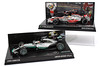 Minichamps 1:43 Mercedes AMG Petronas W07 2016 & Vodafone McLaren Mercedes MP4-23 2008 - Lewis Hamilton (DanGB) Tags: minichamps pma paulsmodelart diecast replica model scalemodel collectible lewishamilton 2016 f1 amg mercedesamg petronas lh44 resin mclaren mclarenmercedes mp423 vodafone vmm limitededition formula1