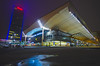 Warszawa (BartekWuu) Tags: warszawa warsaw night photoraphy warsawatnight polska poland canon 7d sigma wideangle dworzeccentralny pkin noc miaso cityarchitektura budynki miasto