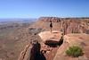 Mirada al vacío (OscarCab) Tags: america estadosunidos eeuu usa moab utah canyonlands