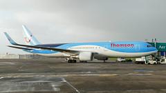 G-OBYH TUI Airways Boeing 767-304(ER)(WL) (_papa_mike) Tags: dublinairport boeing boeinglovers boeing767 b767 thomsonairways