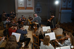 Noah rehearsal (Collegium Musicum Management) Tags: noahbendixbelgley the theodorekuchar collegiummusicum rehearsal
