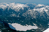 Eibsee from the Summit of the Zugspitze: Germany 1993 (mharoldsewell) Tags: 1993 eibsee georgia germany zugspitze mharoldsewell mikesewell photos slides
