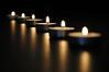 Light (Jordi Sureda) Tags: candels light pointofview reflection simple enfoque bokeh six negro minimalismo