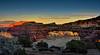 Canyonlands National Park (Color Blind 56) Tags: canyonlandsnationalpark canyonlands canyon sky utah landscape nikon hdr d7100 cb1956 viewpoint natural national nationalpark mountains rock adobephotoshopelements13 canyonlandsnationalparkgrandviewpoint evening horizon mountain overlook clouds