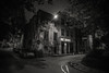 Dark streets... (Dafydd Penguin) Tags: dark streets night shots after town city urban suburb suburbia portugal atlantic coast figueira da foz europe blackandwhite black white blackwhite bw mono monochrome nikon d610 nikkor 20mm af f28d