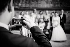 Wedding (Meiko Rudolphi) Tags: reportage trauung hochzeit bw schwarzweis monochrome bräutigam groom bride braut wedding