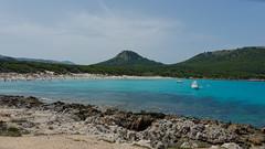 Beach Cala Ratjada - Mallorca - Spain - 28mm (Peter Goll thx for +6.000.000 views) Tags: 2014 d800 mallorca nikkor nikon ratjada spanien summer beach spain strand sun urlaub calarajada