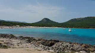 Beach Cala Ratjada - Mallorca - Spain - 28mm