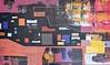 Jim Harris: Lafayette and Grand (Jim Harris: Artist.) Tags: diptych painting abstract konst kunst lartabstrait schilderij kunstzeitgenössische malerei
