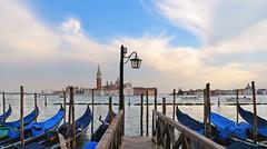 Venice blue (poludziber1) Tags: street streetphotography skyline summer sky sea city colorful cityscape color colorfull venice venezia italia italy light blue