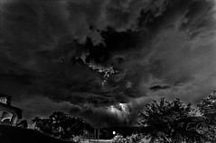 Lightning #7 - Zuleika Jabour - Salto/SP (Enio Godoy - www.picturecumlux.com.br) Tags: niksoftware night zuleikajabour saltosp d300s nikond300s brazil sky silverefexpro2 longexposure nikon