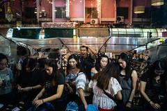 * (Sakulchai Sikitikul) Tags: street snap streetphotography songkhla sony a7s shopping thailand hatyai 28mm voigtlander yawning yawn