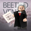 beethoven (zerobaek0100) Tags: hobby brick hobbybrick lego custom minifigure special edition hobbybrickcom greatest leonardo davinci einstein beethven sejong human collection thanks