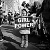 Thousands are gathering right now across the United States to march for women's rights and respect. #womensmarchnyc West Side, New York. Jan 20th 2018. (Renzo Grande) Tags: photography streetphotography street documentary photograph photo
