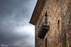 Balcó típic de Culla (Alt Maestrat/ Castelló de La Plana) (Abariltur) Tags: abariltur castellón spain nikond90 afsdxnikkor1024mmf3545ged culla balcótípicdeculla gótico blascodalagó ordedeltemple1303 ordedesantamariademontesa1317 setenadeculla altmaestrat castelló