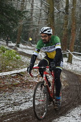 DSC_0071 (sdwilliams) Tags: cycling cyclocross cx misterton lutterworth leicestershire snow