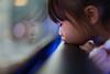 Gisele staring at (Gisele Yuen) Tags: kids child portrait 5d canon cute lovely bokeh