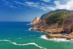 西貢花山 (samuel.w photography) Tags: hongkong landscape seascape bluesky green