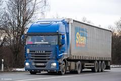 Iveco Stralis 450 AS II (UA) (almostkenny) Tags: lkw truck camion ciężarówka iveco stralisii stralis as activespace ua ukraine ao ao5222be