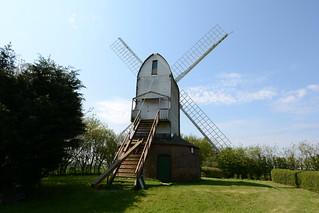 Thrigby Windmill, Norfolk