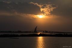 2018 ♡ PHOTO | ShanDraw 1070127A (asun5) Tags: shandraw sunset photograph thedapengbay taiwan pingtung itsmylife 東港大鵬灣 夕陽 鵬灣跨海橋 sea bridge 107年 2018 canon