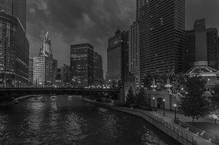 8 P.M. in Chicago