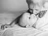 (Geoffrey Mathieu) Tags: bébé enfant lit amour bisous kiss