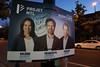 Research Flat Earth (-AX-) Tags: graffiti lapetitepatrie montréal pancarte valérieplante élections