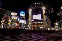 One last time (21mapple) Tags: shibuya crossing scramble tokyo eyexplore japan