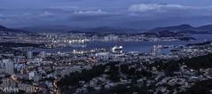 Toulon - la rade (paul.porral) Tags: city france landscape longexposure poselongue night nightlights nightshot nocturne nuit urban urbanlandscape cityscape flickr